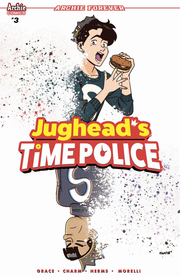 Jughead's Time Police #3 (Jampole Cover)