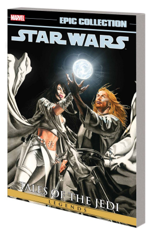 Star Wars Legends Vol. 1: Tales of the Jedi (Epic Collection)