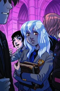 Gotham Academy #1 (Variant Cover)