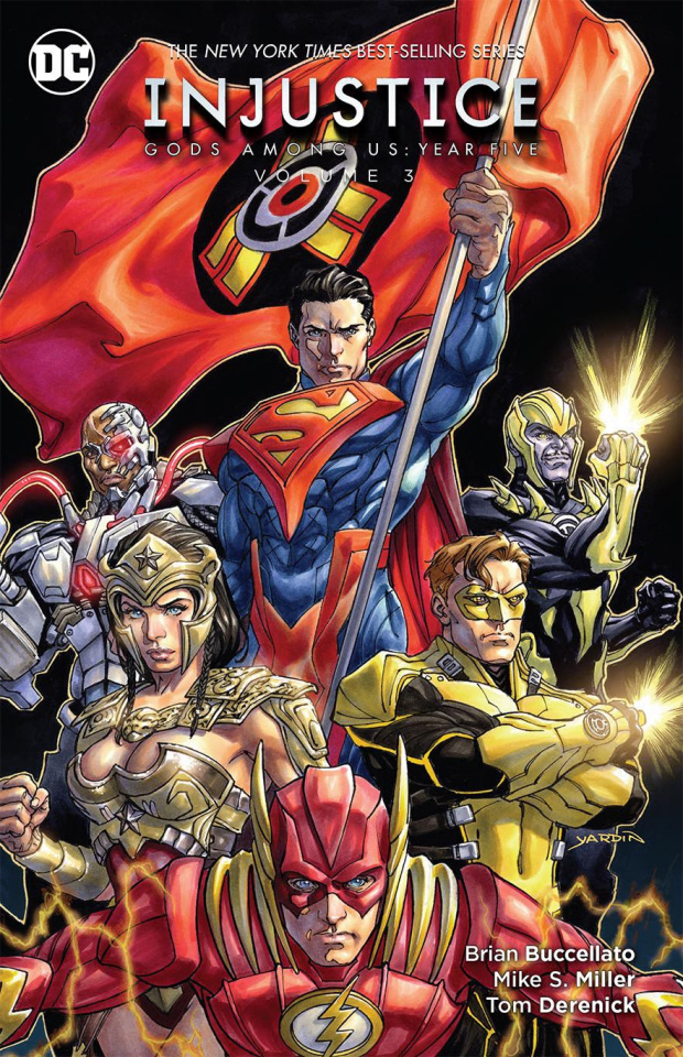 Injustice: Gods Among Us, Year Five Vol. 3
