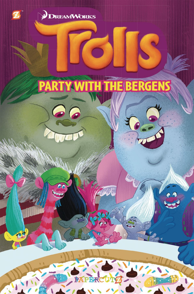 Trolls Vol. 3: Party with the Bergens