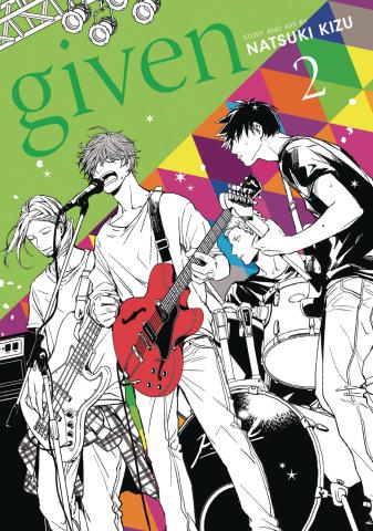 Given Vol. 2