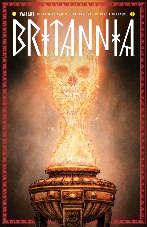 Britannia #2 (10 Copy Ryp Cover)
