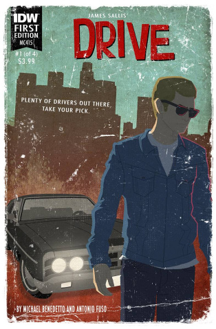 Drive #1 (Subscription Cover)