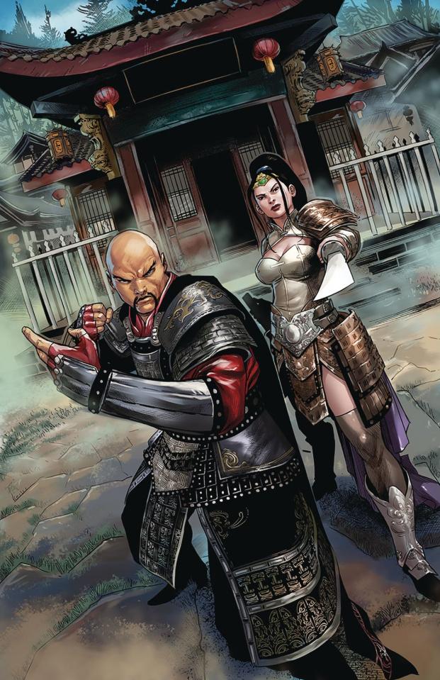 Grimm Universe Presents 2020 (Coccolo Cover)