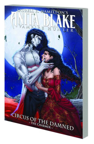 Anita Blake: Vampire Hunter Book 1: Circus of the Damned
