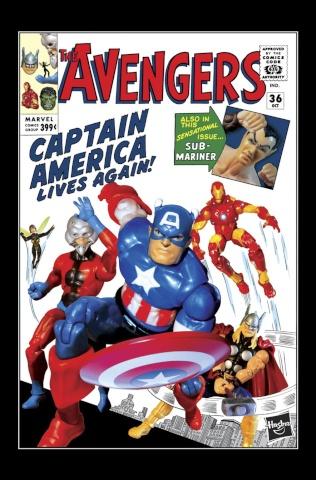 Avengers #36 (Hasbro Cover)
