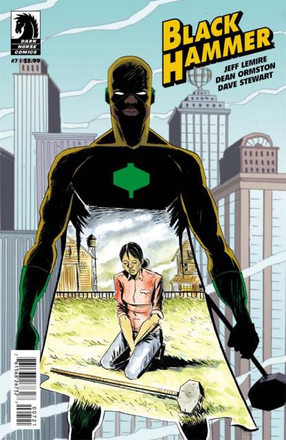 Black Hammer #7 (Lemire Cover)