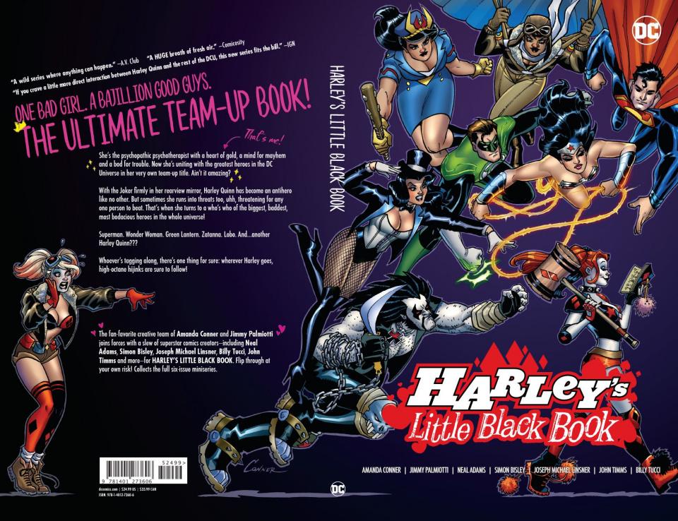 Harley's Little Black Book