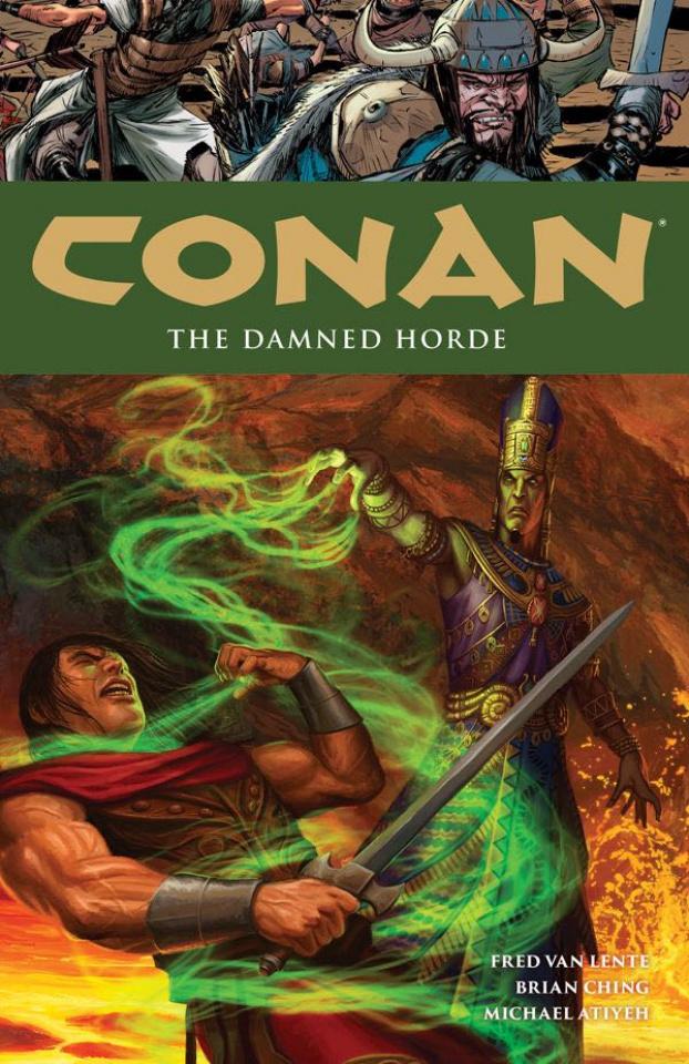 Conan Vol. 18: The Damned Horde