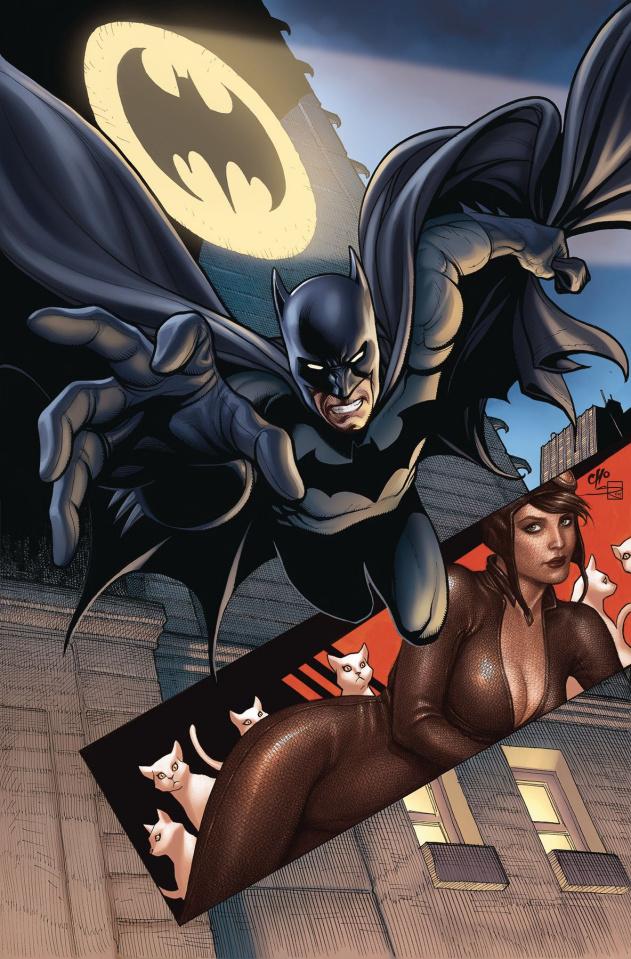 Batman #71 (Variant Cover)