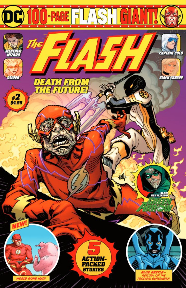 The Flash Giant #2