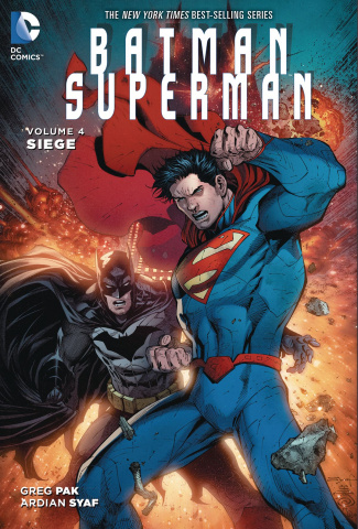 Batman / Superman Vol. 4: Siege