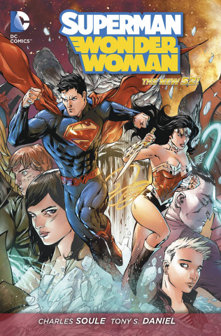 Superman / Wonder Woman Vol. 1: Power Couple