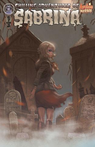 Sabrina #7 (Moritat Cover)