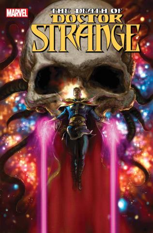 The Death of Doctor Strange #1