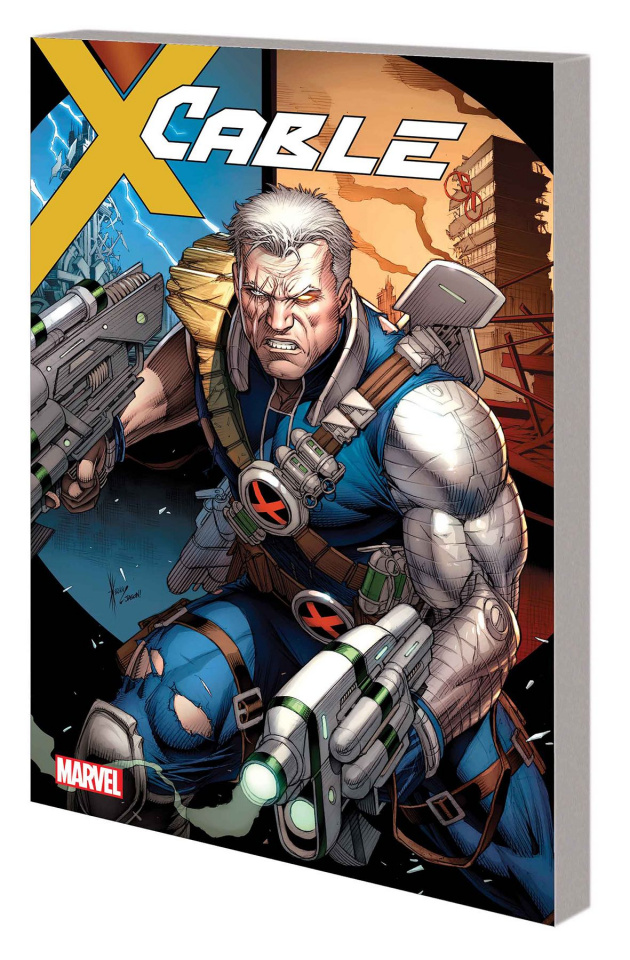 Cable Vol. 1: Time Champion