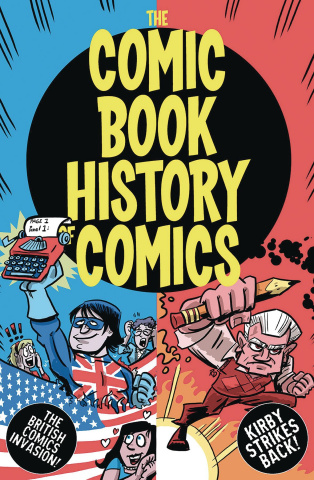 The Comic Book History of Comics: Comics For All #2