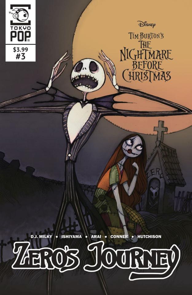 The Nightmare Before Christmas: Zero's Journey #3