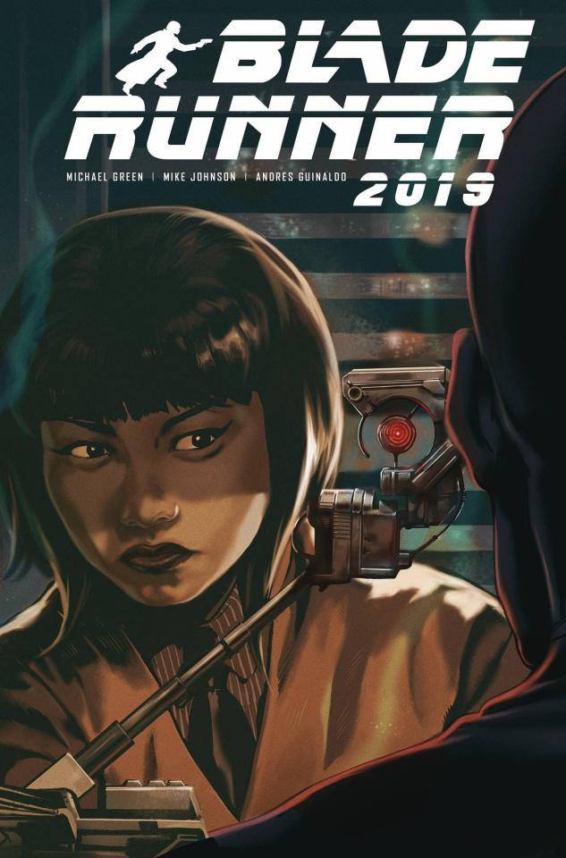Blade Runner 2019 #11 (Dagnino Cover)