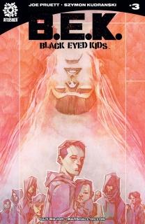 Black Eyed Kids #3 (10 Copy Hester Cover)