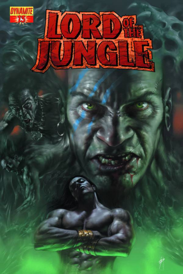 Lord of the Jungle #13