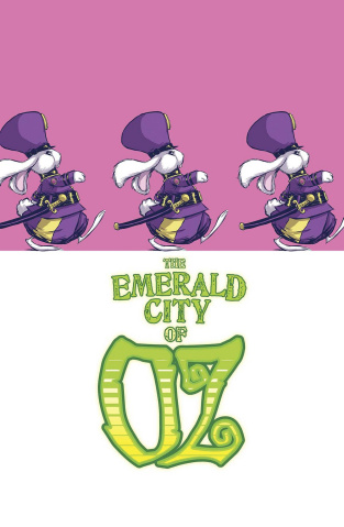 The Emerald City of Oz #3