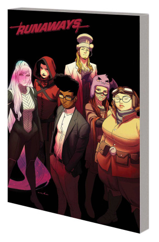 Runaways by Rowell and Anka Vol. 3: That Was Yesterday