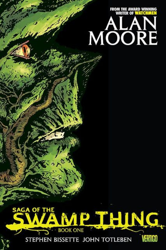 The Saga of the Swamp Thing Book 1