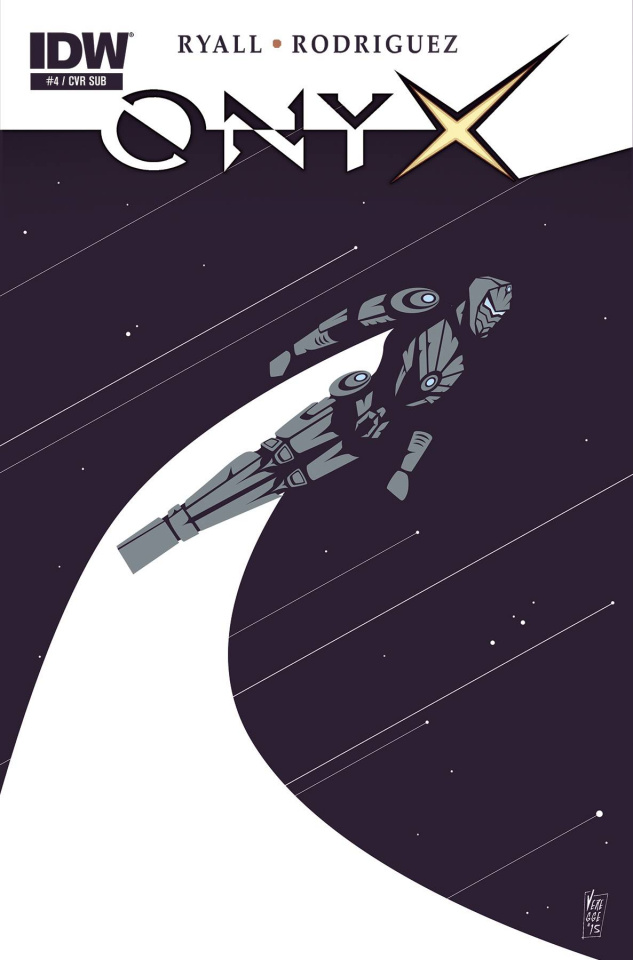 Onyx #4 (Subscription Cover)
