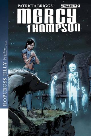 Mercy Thompson #3
