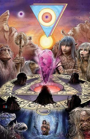 Beneath the Dark Crystal #4 (25 Copy Allred Cover)