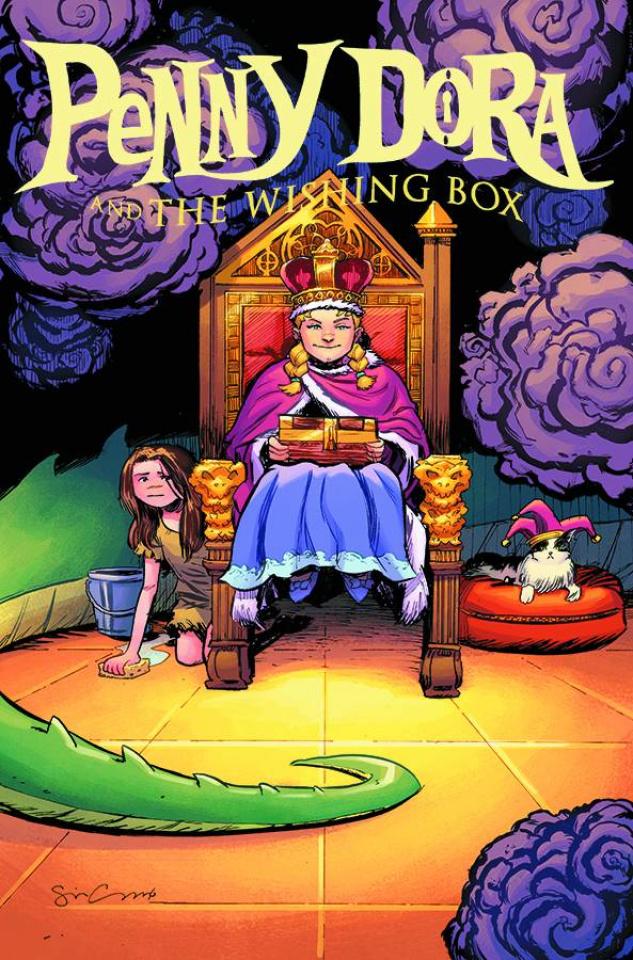 Penny Dora and The Wishing Box #4