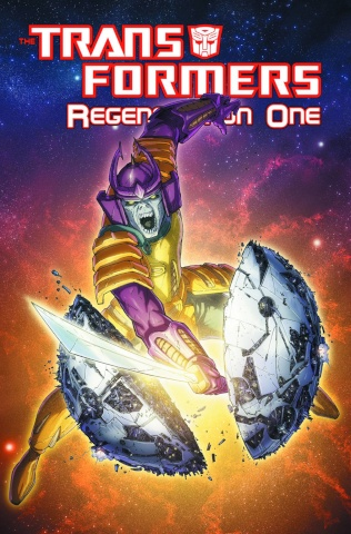 The Transformers: Regeneration One Vol. 3