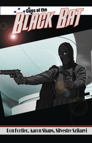The Guns of the Black Bat #1 (4 Copy Cover)