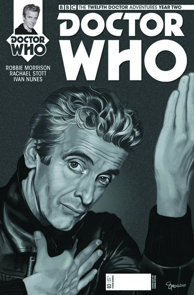 Doctor Who: New Adventures with the Twelfth Doctor, Year Two #3 (10 Copy Cover)