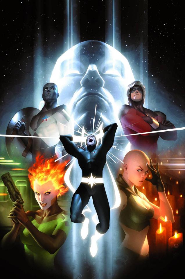The Korvac Saga #2 (Variant Cover)