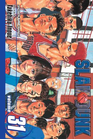 Slam Dunk Vol. 31