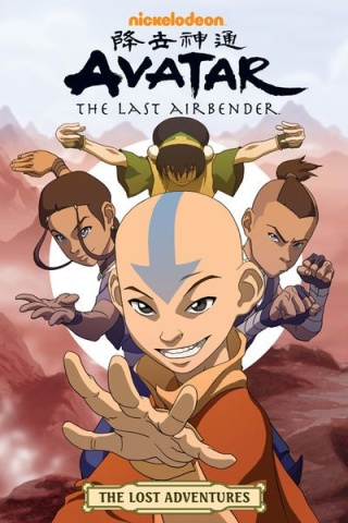 Avatar: The Last Airbender Vol. 1: Lost Adventures