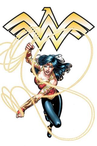 Wonder Woman #607