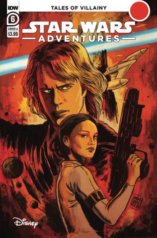 Star Wars Adventures #6 (Francavilla Cover)