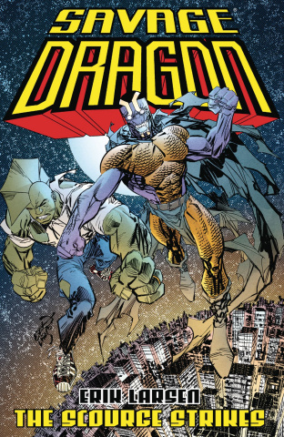 Savage Dragon: The Scourge Strikes