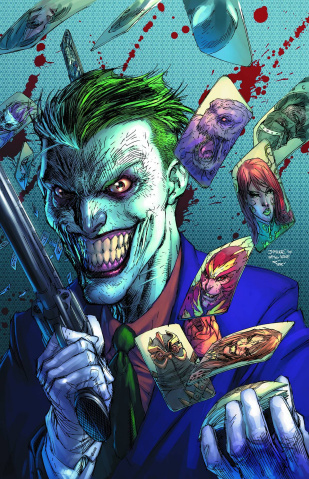 New Suicide Squad #9 (The Joker Variant)