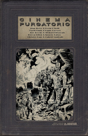 Cinema Purgatorio #5 (Ancient Tome Premium Cover)