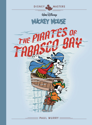 Disney Masters Vol. 7: The Pirates of Tabasco Bay