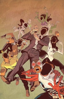 Captain America and the Mighty Avengers #6