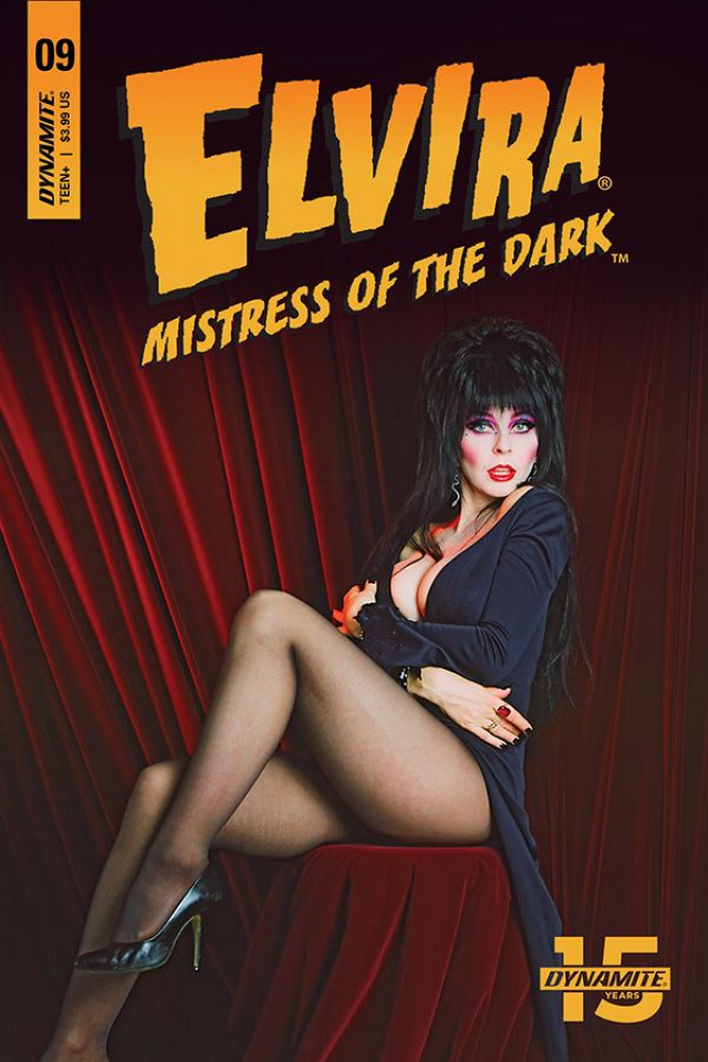 Elvira: Mistress of the Dark #9 (Photo Cover)
