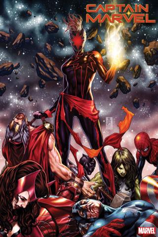 Captain Marvel #12