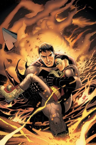 Batman and Robin #8