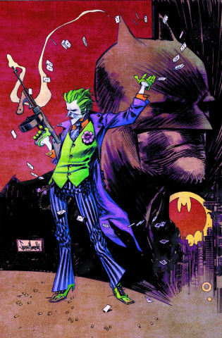 Batman #41 (The Joker Variant)
